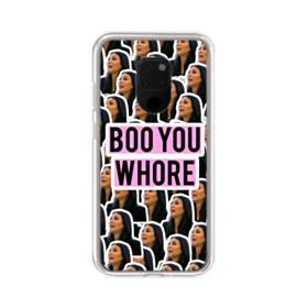 Classic Kim Kardshian meme  Huawei Mate 20 X Clear Case