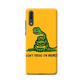 Pepe the frog don't tread on memes Huawei P20 Case