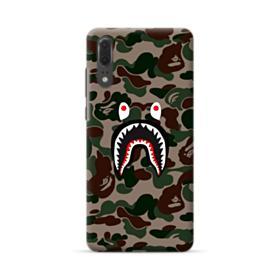Bape shark camo print Huawei P20 Case