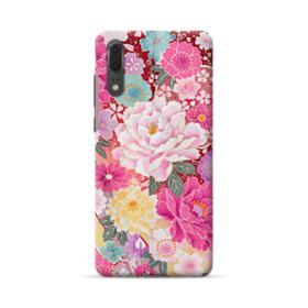 Sakura Vintage Huawei P20 Case
