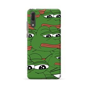 Sad Pepe frog seamless Huawei P20 Case