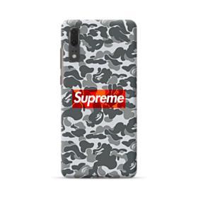 Bape x Supreme Huawei P20 Case