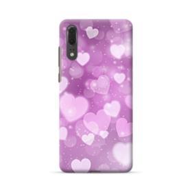 Aurora Hearts Huawei P20 Case