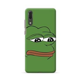 Sad Pepe frog Huawei P20 Case
