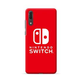 Nintendo Switch Logo Huawei P20 Case