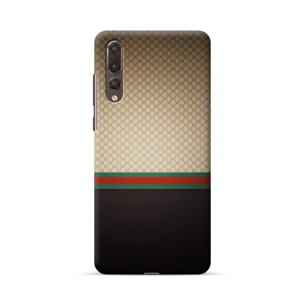 finest selection 527b4 d3983 Gucci Pattern Huawei P20 Pro Case