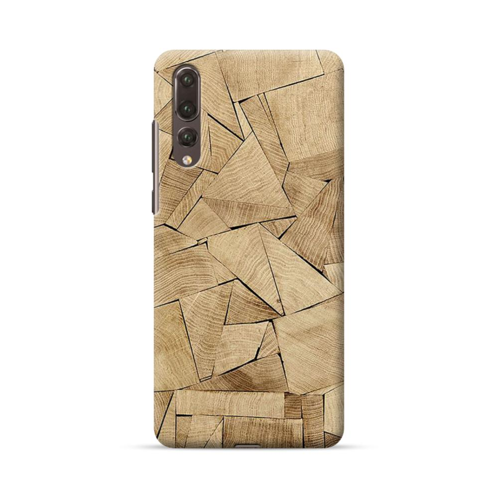 half off 0dc47 16856 Wood Like Huawei P20 Pro Case