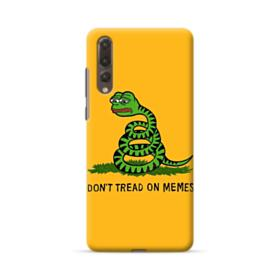 Pepe the frog don't tread on memes Huawei P20 Pro Case