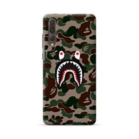 Bape shark camo print Huawei P20 Pro Case