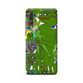 Rare pepe the frog seamless Huawei P20 Pro Case
