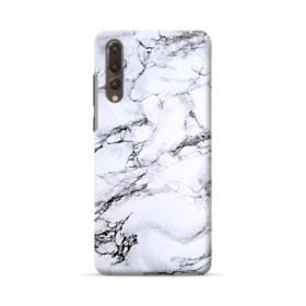 White Marble Huawei P20 Pro Case