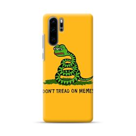 Pepe the frog don't tread on memes Huawei P30 Pro Case
