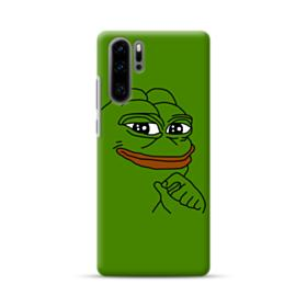 Smug Pepe Frog Funny Meme Huawei P30 Pro Case