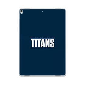 Titans Logo Minimalist iPad Pro 10.5 (2017) Case