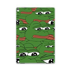 Sad Pepe frog seamless iPad Pro 10.5 (2017) Case