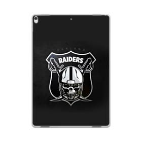 Oakland Raiders Team Logo Crest Shield iPad Pro 10.5 (2017) Case