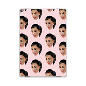 Crying Kim emoji kimoji seamless iPad Pro 10.5 (2017) Case