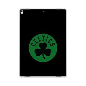 Celtics Black Shamrock iPad Pro 10.5 (2017) Case