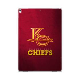 Kansas City Chiefs Logo Grunge iPad Pro 10.5 (2017) Case