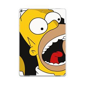 Simpsons Shout iPad Pro 10.5 (2017) Clear Case
