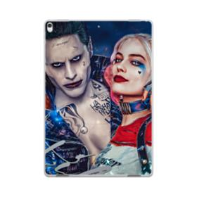 Harley Quinn And Joker iPad Pro 10.5 (2017) Clear Case