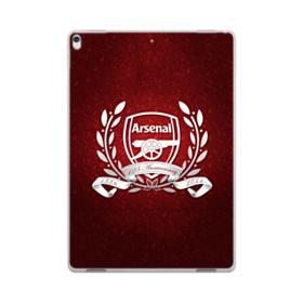 Arsenal Football Club Emblem iPad Pro 10.5 (2017) Clear Case