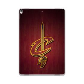 Cleveland Cavaliers Team Sword Logo iPad Pro 10.5 (2017) Clear Case