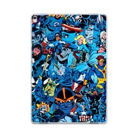 Marvel Superheroes iPad Pro 10.5 (2017) Clear Case