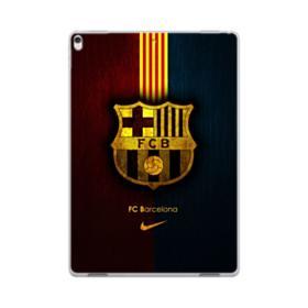 Futbol Club Barcelona Emblem iPad Pro 10.5 (2017) Clear Case