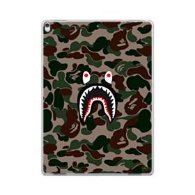 Bape shark camo print iPad Pro 12.9 (2017) Case