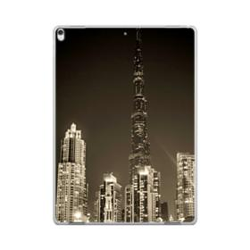 City night skyline iPad Pro 12.9 (2017) Case