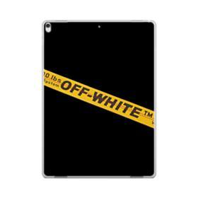 Off White Lining iPad Pro 12.9 (2017) Case