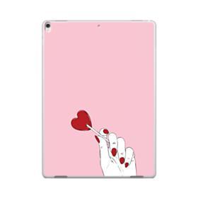 Red Heart Lollipop iPad Pro 12.9 (2017) Case