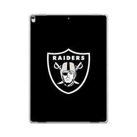 Oakland Raiders Team Logo Crest iPad Pro 12.9 (2017) Case