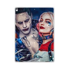 Harley Quinn And Joker iPad Pro 12.9 (2017) Case
