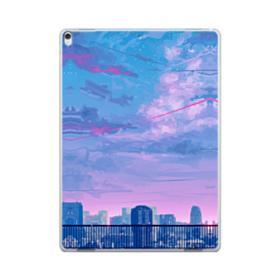 Sunset City Sky iPad Pro 12.9 (2017) Case