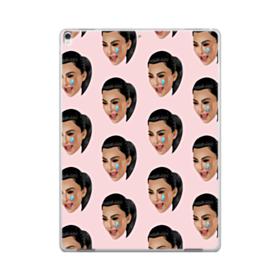 Crying Kim emoji kimoji seamless iPad Pro 12.9 (2017) Case
