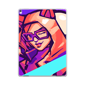 Fortnite Lynx Locker iPad Pro 12.9 (2017) Case