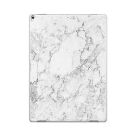 White Marble iPad Pro 12.9 (2017) Case