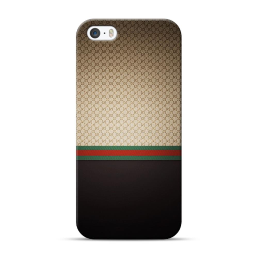 online store 4ba82 f9785 Gucci Pattern iPhone 5S, 5 Case