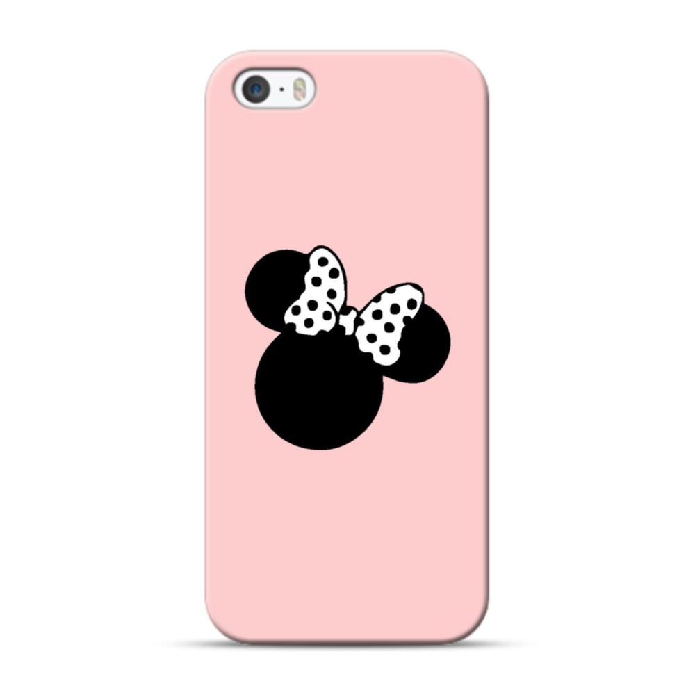 big sale 315ff b8661 Minnie Mouse Icon iPhone 5S, 5 Case