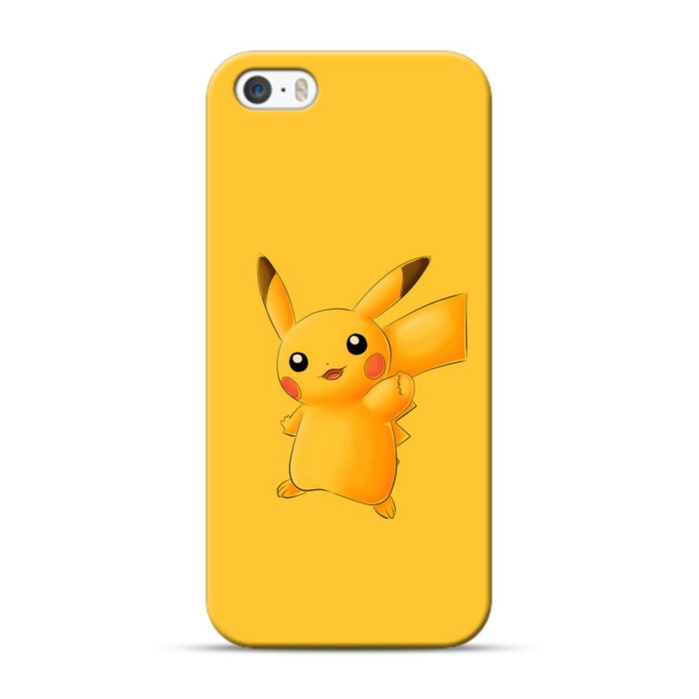 cheap for discount c332b 060cc Pikachu Pokemon iPhone 5S, 5 Case