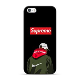 Supreme x Nike Hoodie iPhone 5S, 5 Case