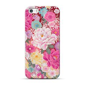 Sakura Vintage iPhone 5S, 5 Case