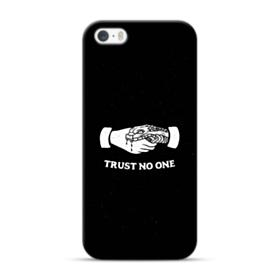 Trust No One iPhone 5S, 5 Case