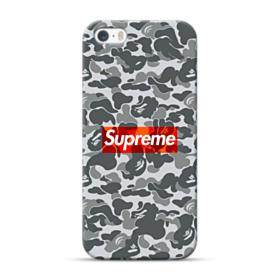 Bape x Supreme iPhone 5S, 5 Case