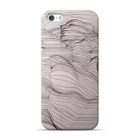 Stripe Drawing iPhone 5S, 5 Case