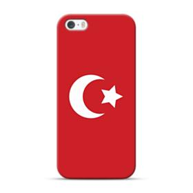 Turkish Flag iPhone 5S, 5 Case