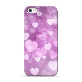 Aurora Hearts iPhone 5S, 5 Case