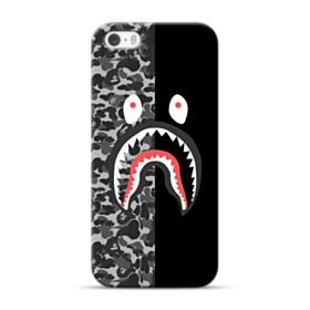 Bape Shark Camo & Black iPhone 5S, 5 Case